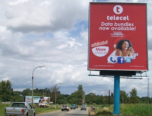 telecel bill board