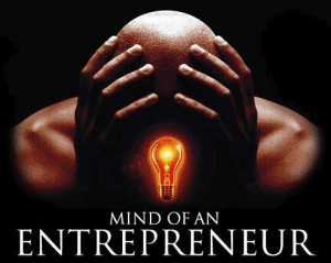 mind of entrepreneur