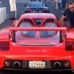 The Porsche Carrera GT Paul Walker was killed in