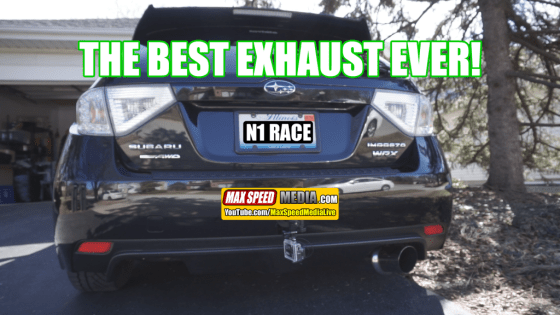 The Best Exhaust Ever!