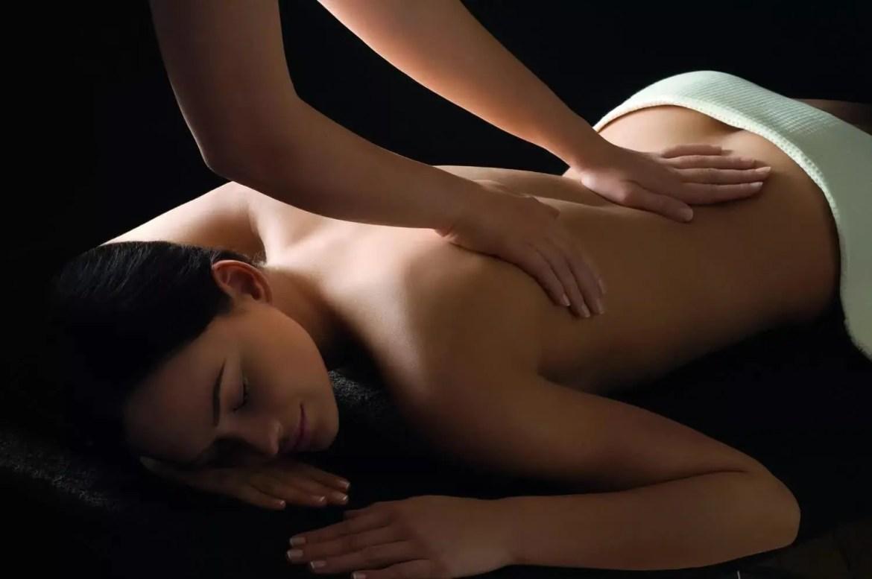 Sensual massage for females