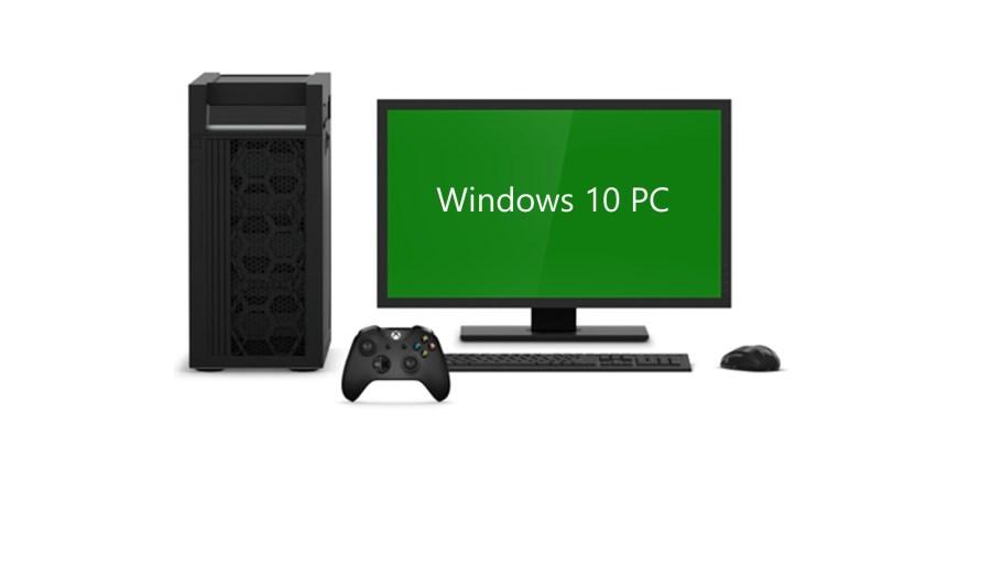 Xbox en Windows 10 PC