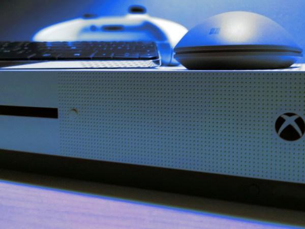teclado raton xbox one