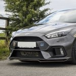 Front Splitter Aero Ford Focus Rs Mk3 Our Offer Ford Focus Rs Mk3 2015 2018 Maxton Design