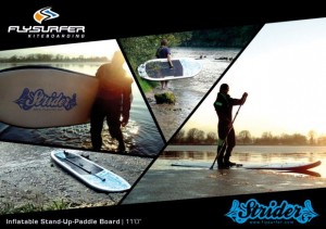 Flysurfer Launches Strider iSUP