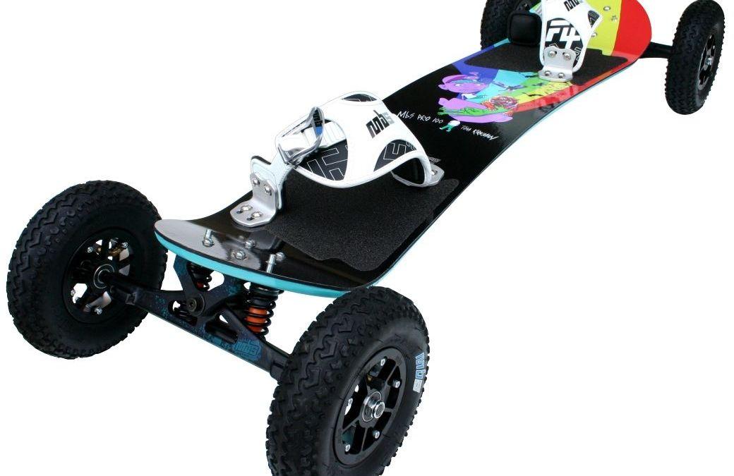 MBS Release 2012 Tom Kirkman Signature model mountainboard