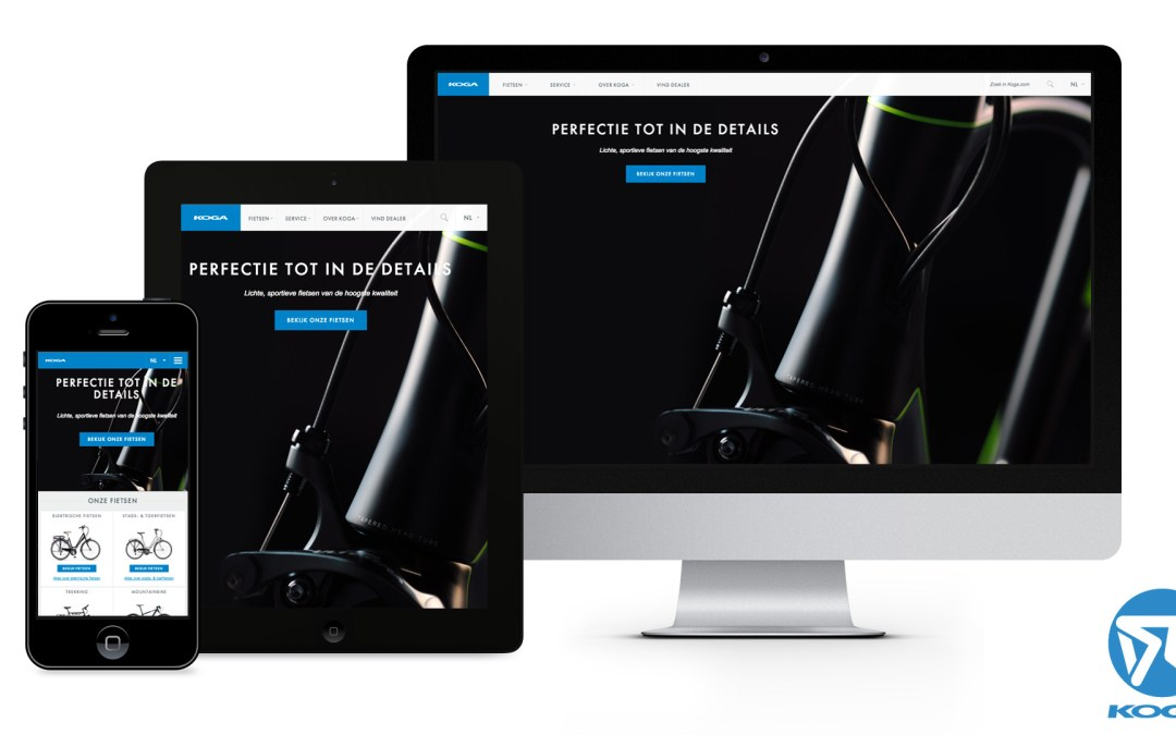 Koga launch new website and iPad app for 2014