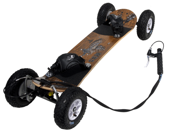 10302 - MBS Comp 95X Mountainboard - Birds