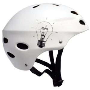 2720Y MBS Helmet Bright Idea White