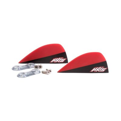 2016 AXIS 50mm G10 twintip fins
