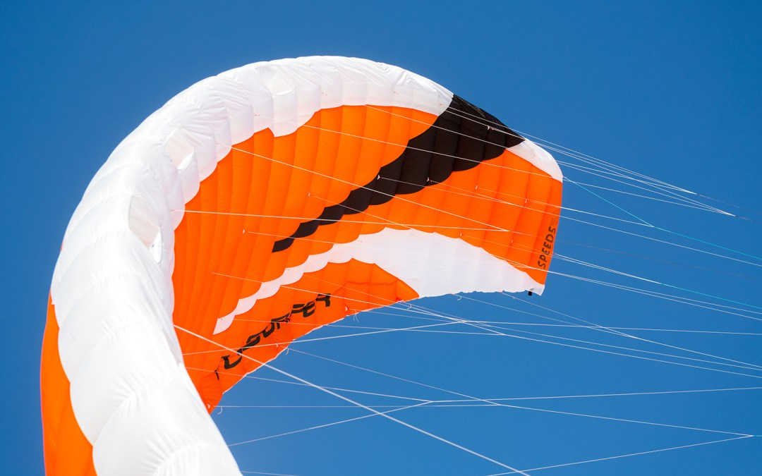 Flysurfer release 15m and 18m SPEED 5