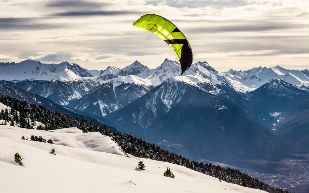 Flysurfer release PEAK 3