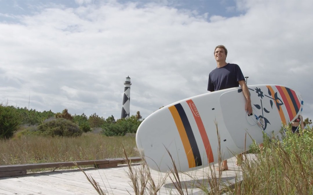 Oxbow Search Series – The Ultimate All-Around Beach Board