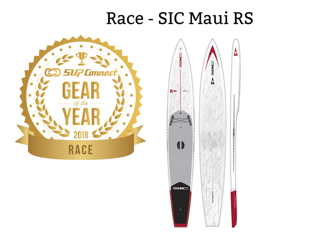 SUP Connect Gear of the Year 2018 - SIC RS