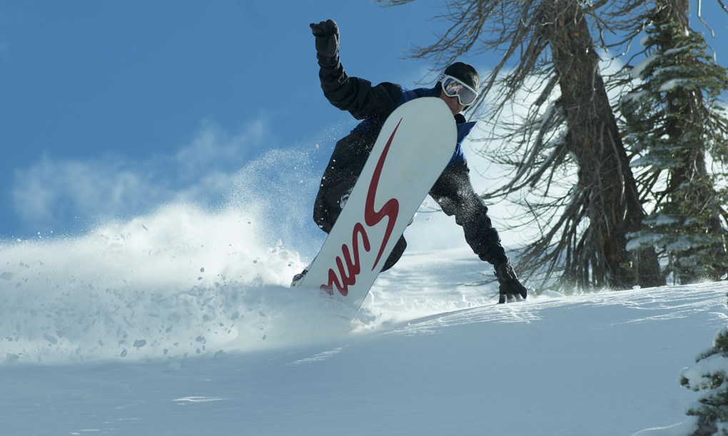 Terry Kidwell SIMS Snowboards