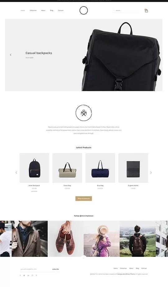 Çanta Mağazası