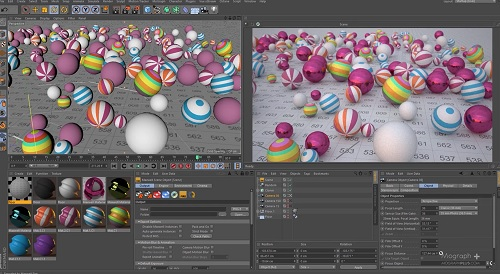 CINEMA4D MAXWELL 1