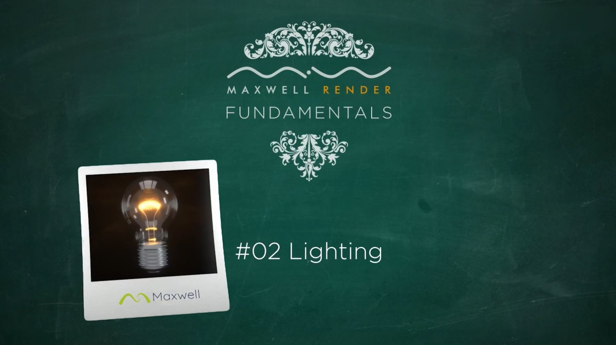 MAXWELL FUNDAMENTALS LIGHTS