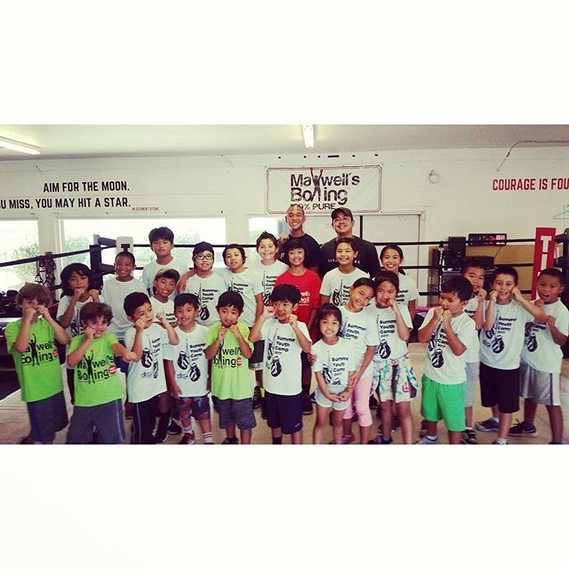 Summer Youth Boxing Camp 2017, first day!  Striving for more progress #boxing #sandiegoboxing #fitness #sdfitness #gyms #sdgyms #sdyouths #youthcamps #youths #inspire #sandiego #miramar #miramesa #pq #scrippsranch #rb #poway #delmar #lajolla
