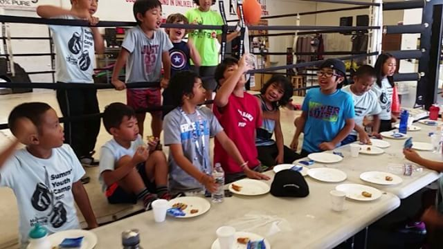 Not quite Lord of the Flies but these kids can sure have fun! Nothing but pure water & crazy joy! Great times at Summer Camp!!! #boxing #sandiegoboxing #gyms #sdgyms #sdyouths #youths #youthsports #inspire #dreams #mentor #sandiego #miramar #miramesa #pq #rb #scrippsranch #delmar #lajolla #maxwellsboxing #summercamp #gratitude