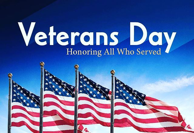 Thank you to all Veterans for your service and your sacrifice #usn #usaf #usmc #usarmy #uscg #servicebeforeself