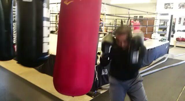 It's always about the push forward...  Super class with Coach Jeremy!#boxing #sandiegoboxing #gyms #sdgyms #fitness #sdfitness #inspire #sandiego #miramar #miramesa #maxwellsboxing @alyssiamai619 @kelela121512 @philcalica