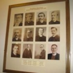 Photo: past ministers