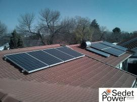 solar system Johannesburg