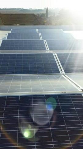 solar PV Middelburg