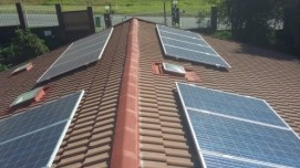 Photovoltaic system Johannesburg