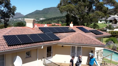 1.8 kWp by Treetops RES in Hout Bay