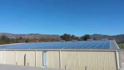 250 kWp by RED in Vyeboom