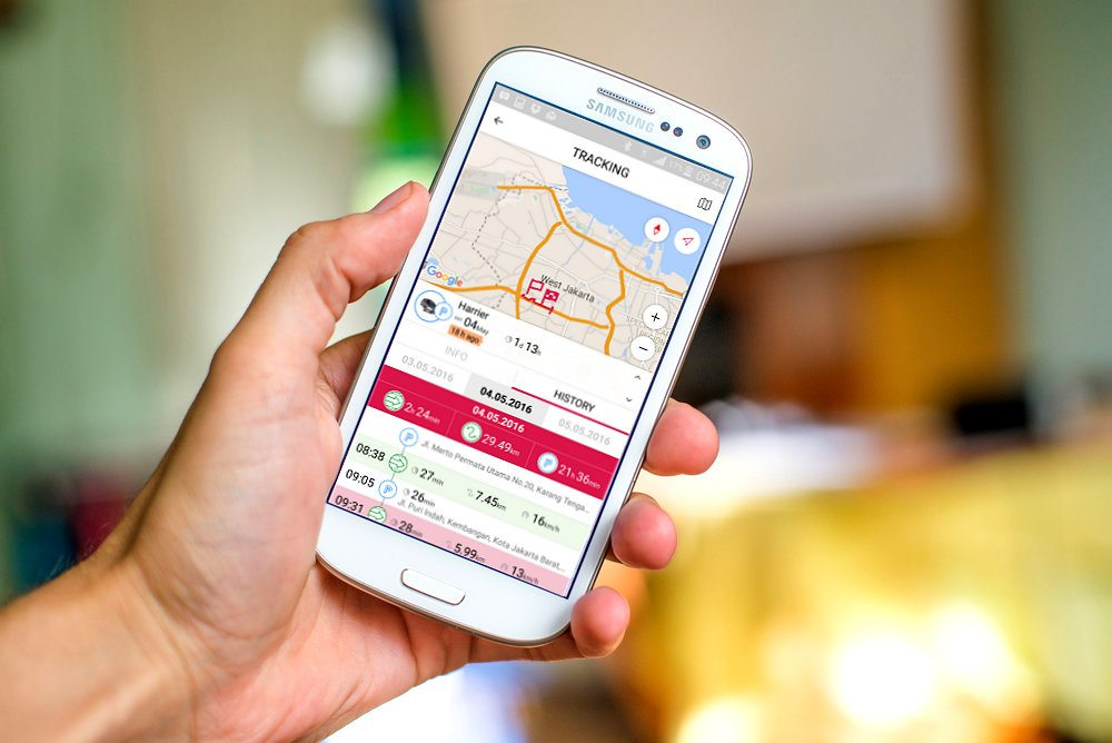 MAXXfleet Mobile Tracking