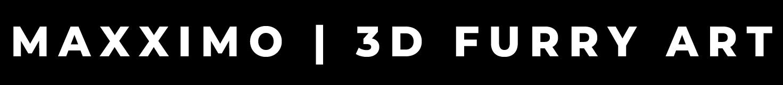 MAXXIMO | 3D FURRY ART