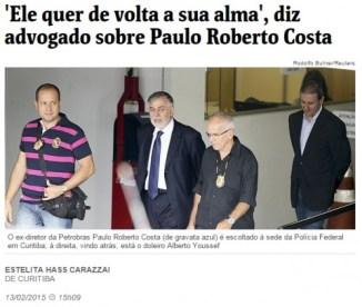 Paulo Roberto Costa - Folha