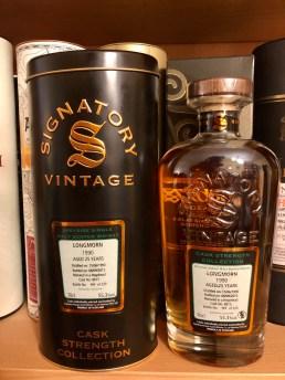 Signatory Vintage Longmorn 25 year