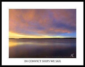 Botany Bay - In Convict Ships We Sail