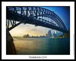 Harbour City - Sydney, Australia