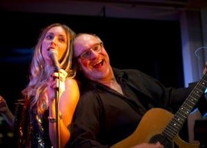 Rachael and Scott - Sydney Band - The Maxys Party Band