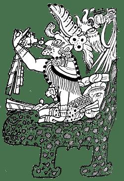 Maya-God-L