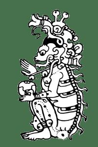 Maya Death God (God A)