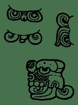 Maya-script-syllabogram-ya