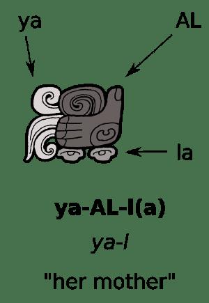 Maya-script-pronouns-yal