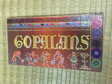 Colourful warli dancers