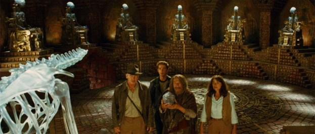 Figure 2. Inside the Temple of Akator.
