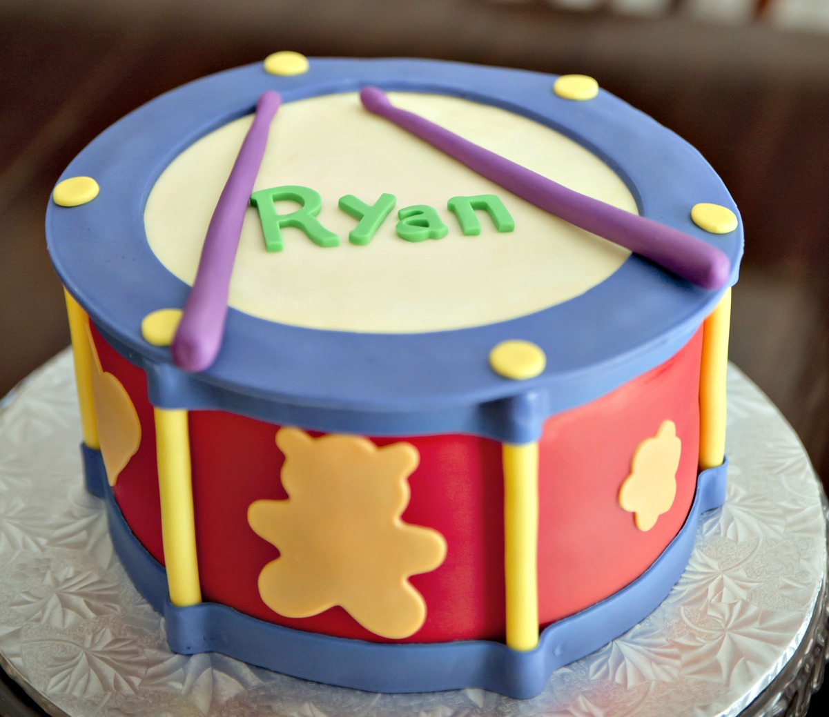 First Birthday Party Music Theme