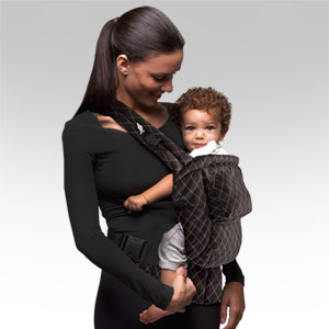 Snugli Front Back Amp Hip Baby Carrier Giveaway Canada
