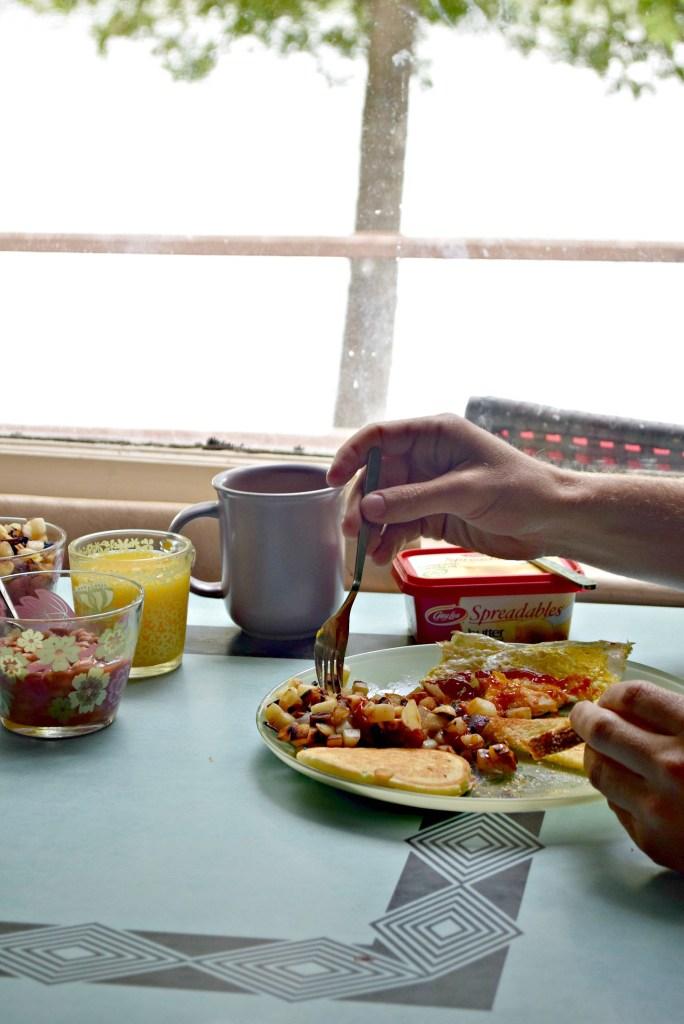 Gay lea cotage breakfast