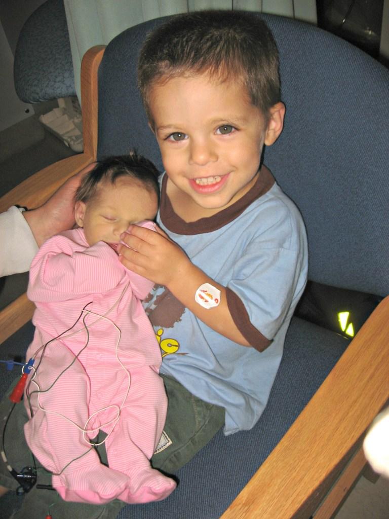 Genetic Testing Julie's kids
