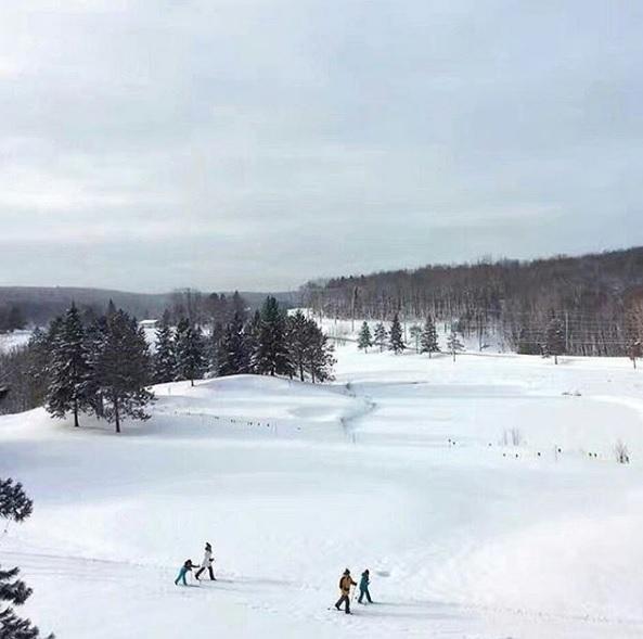 deerhurst cross country skiing